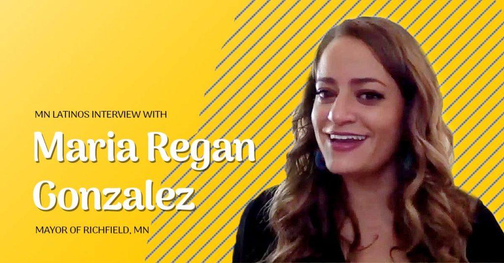 Maria Regan Gonzalez Interview Minnesota Latinos
