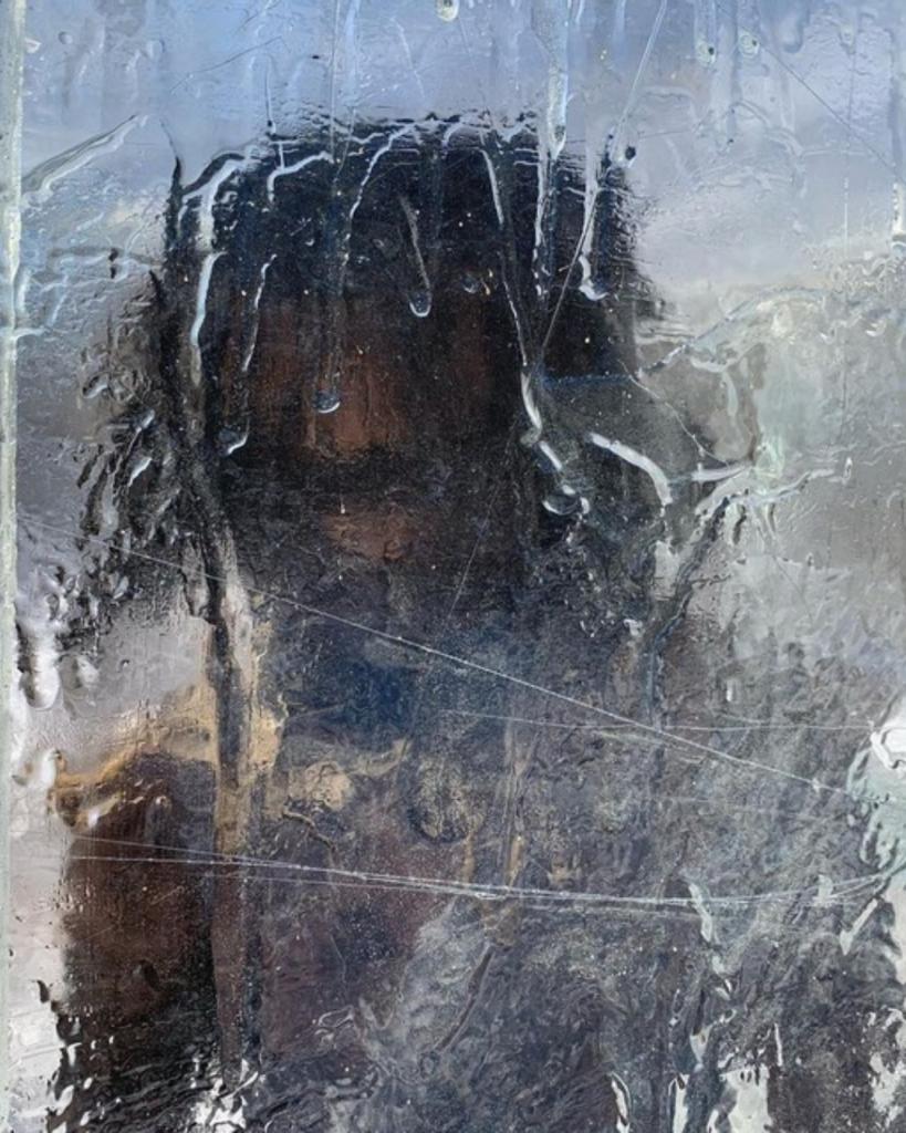 Minneapolis frozen cave man ice