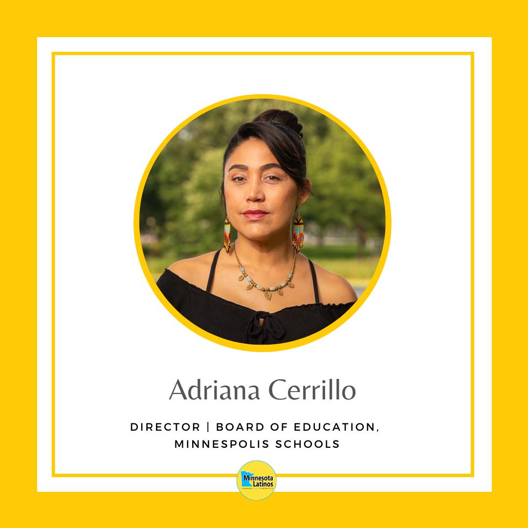 Adriana Cerrillo SChool District
