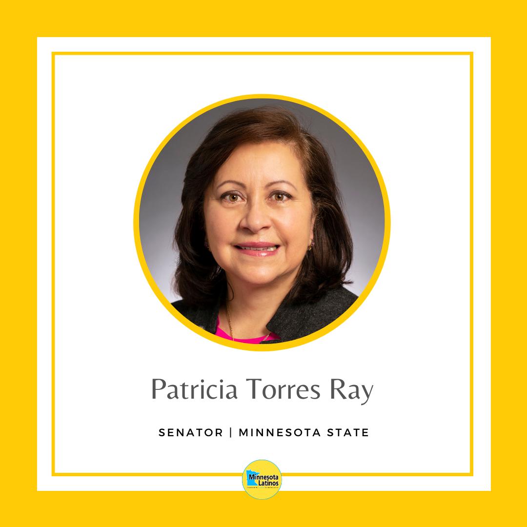 Patricia Torres Ray MN Senator