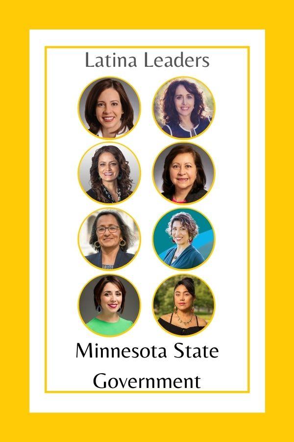 MN Latina Leaders in Gov