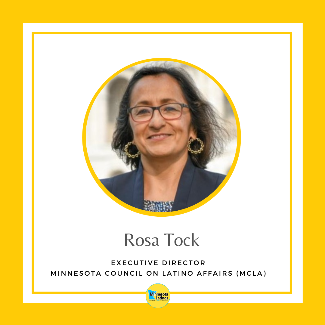 Rosa Tock Executive Director MCLA